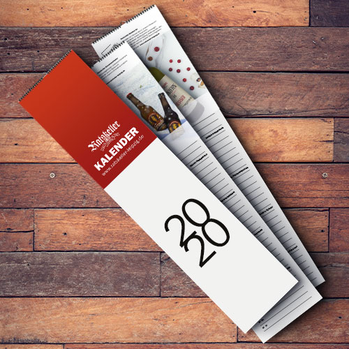 Ratskeller Kalender 2020