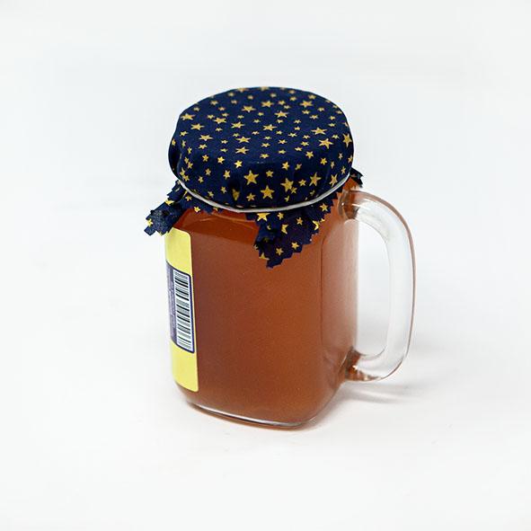 Orange & Ingwer Henkelglas