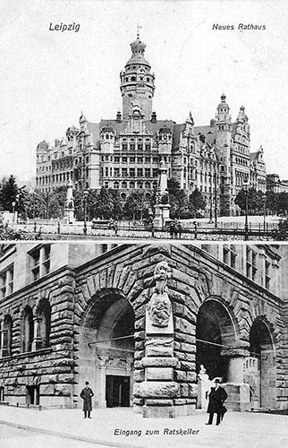 Ratskeller Leipzig