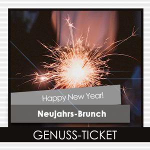 Neujahrs-Brunch Genuss-Ticket