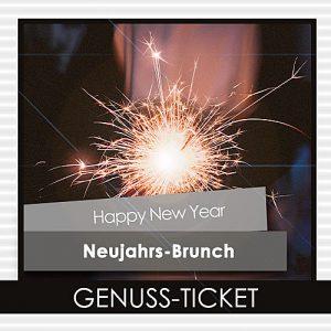 Genuss-Ticket Neujahrs-Brunch