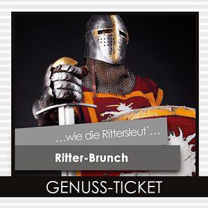 Genuss-Ticket Ritter-Brunch