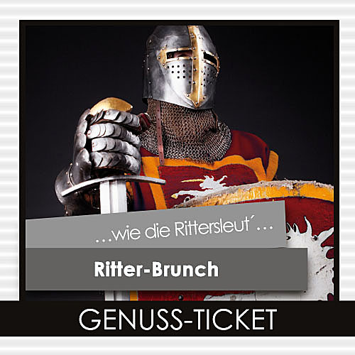 Genuss-Ticket Ritter-Brunch