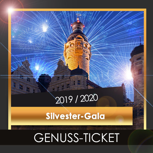 Silvester-Gala Genuss-Ticket