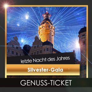 Genuss-Ticket Silvester-Gala