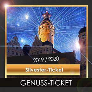 Genuss-Ticket Silvester-Ticket