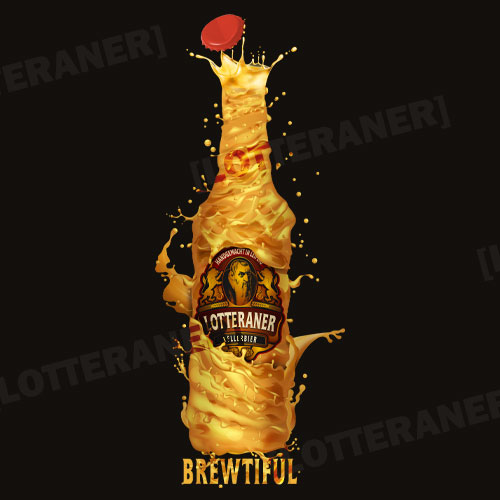 LOTTERANER Brewtiful Ratskeller Leipzig