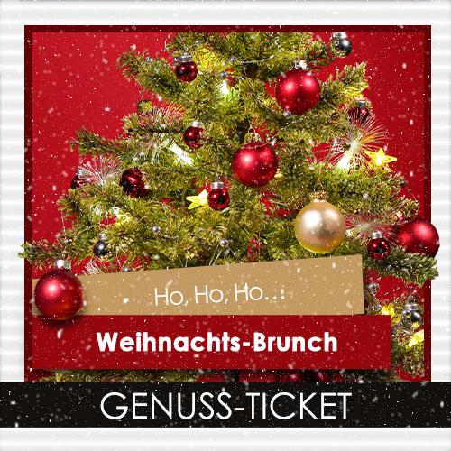 Genuss-Ticket Weihnachts-Brunch