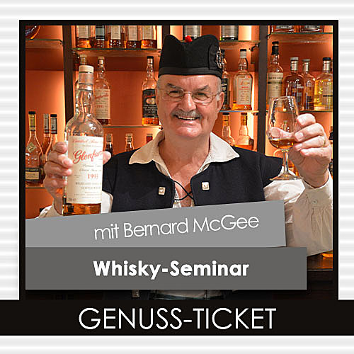 Genuss-Ticket Whisky-Seminar