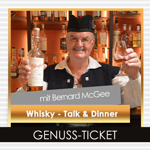 Whisky - Talk & Dinner